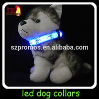2014 new led dog collar leashes/led collars for dogs dog sex/led collar dog