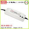 Meanwell led driver supply 15v 5a HLN-80H-15