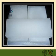 First class fully refined paraffin wax used in making cosmetics and candles