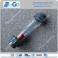 Acrylic flow meter