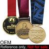 Running 3d Square Cheap Custom Medal