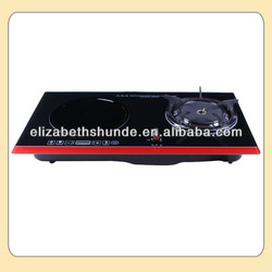 2014 induction cooker with gas stove