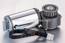 DC motors for sliding door operator