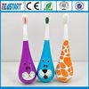 2014 kids toothbrush with cartoon toothbrush handles