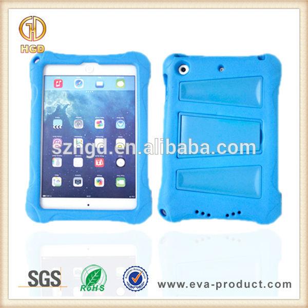 2014 brand novo caso de plástico rígido para ipad mini e mini ipad 2
