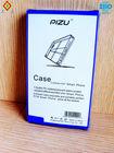 Custom made High Quality clear pet plastic Phone case box