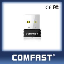 COMFAST 150mbps RTL8188EUS Wireless WIFI Adapter/AP (CF-WU712P)