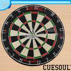 CUESOUL Professional Round Wire Sisal Bristle Dartboard
