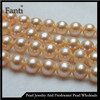 8-9mm AAA top quality freshwater real pearl string