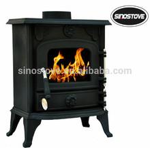 cast iron wood burning stove & freestanding fireplaces best
