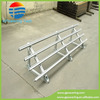Aluminum Solar Panel Roof Mount Racking/ballasted roof mount racking system