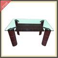 muebles para el hogar pata de la mesa en cromo muebles mesa de comedor dt028