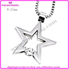 china jewelry wholesale fashion pentagram pendant
