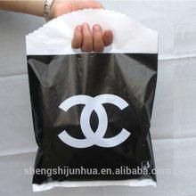 Printing cheap black plastic shopping bags