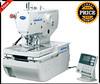 MS 9820 Electronic direct-drive eyelet button holing machine