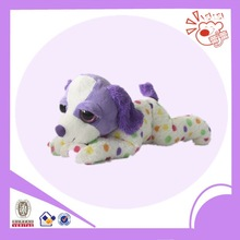 baby toys stuffed animal soft dog with big eye for wholesale