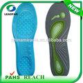 Designer gracioso não- conforto deslizamento pé massagem magnética gel líquido palmilhas para calçados