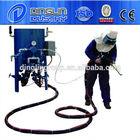 Used mini sandblaster/used sand blasting equipment for sale/surface cleaning sand blast machine