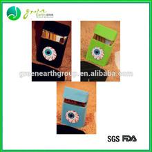 Hot Sale Popular Colorful Silicone E Cigarette Case/Box