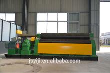 Jiangsu Yiji mechanical 3-roller symmetrical plate rolling machine W11-8*2500