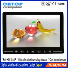10 Inch LCD Monitor With Wide Range Voltage Input