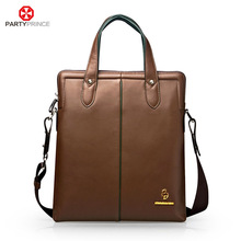 2014 partyprince professional men real leather handbags thailand