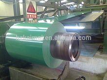 zhejiang manufactuere PPGI sheet color coated steel coil