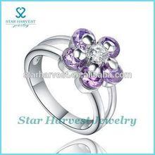 Fashion pressed flower jewelry
