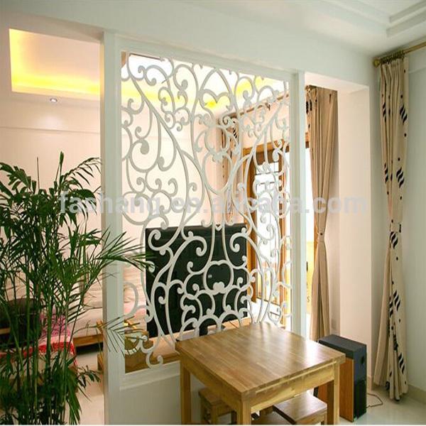 Decoraci n pantallas tallada mdf parrilla paneles pantallas y particiones habitaci n - Decoratie interieur bois ...