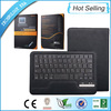 7 inch Android tablet pc bluetooth wireless keyboard case support small MOQ for OEM