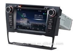 """Audiosources 7"""" Special E90 navigator car dvd for E91/92/93 with fm radio,BT,RDS,3G(S600-8706)"""