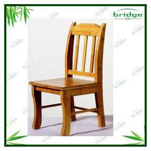 Eco- freundlich bambus im freien stuhl