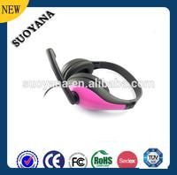 Advantages Of Electronic Media New Fashion Headphones