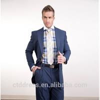 European style Fashion suit /men dress sample suit/ man business suit