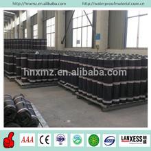 SBS modified asphalt membrane waterproof roll price bitumen roofing
