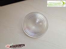 small borosilicate Glass Fresnel Lens diameter 110mm high quality made in China