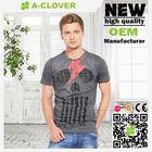 Wholesale custom keyword 100 cotton fabric youth t-shirt