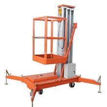 10m Single Mast Mobile aluminium single person lift