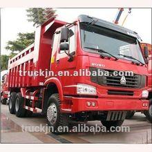 10 wheels dump truck HOWO
