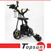 Three wheels Electric Golf Trolley Carry Golf Bag