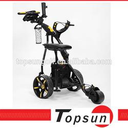 Three wheels Electric Golf Trolley Carry Golf Bag