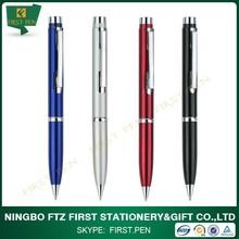 FIRST Y046 Metal Twist Ball Pen Metal Cross Refill Ball Pen