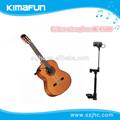 Wireless microfone instrumento para violino, viola e bandolim sistema sem fio
