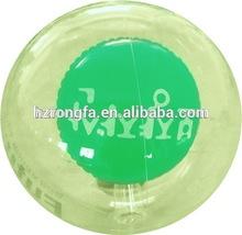 Top selling cheap custom good quality pvc plastic crystal ball