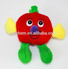 Plush Toy Mr. Apple of Fruit Series - Pet Toys - Dog Toy Apple