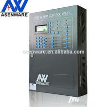 Loop addressable fire alarm control module