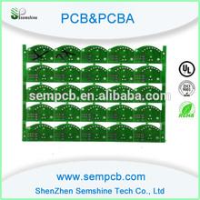 2L OSP Board, Shengyi FR-4 Base Material, 2 Sides Green Solder Mask