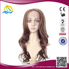 2014 New arrival synthetic full lace wig heavy density