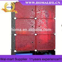 Bedroom furniture 2014 hot sell Simple solid oak wardrobe