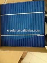 High Efficiency 156x156 Broken Solar Cells
